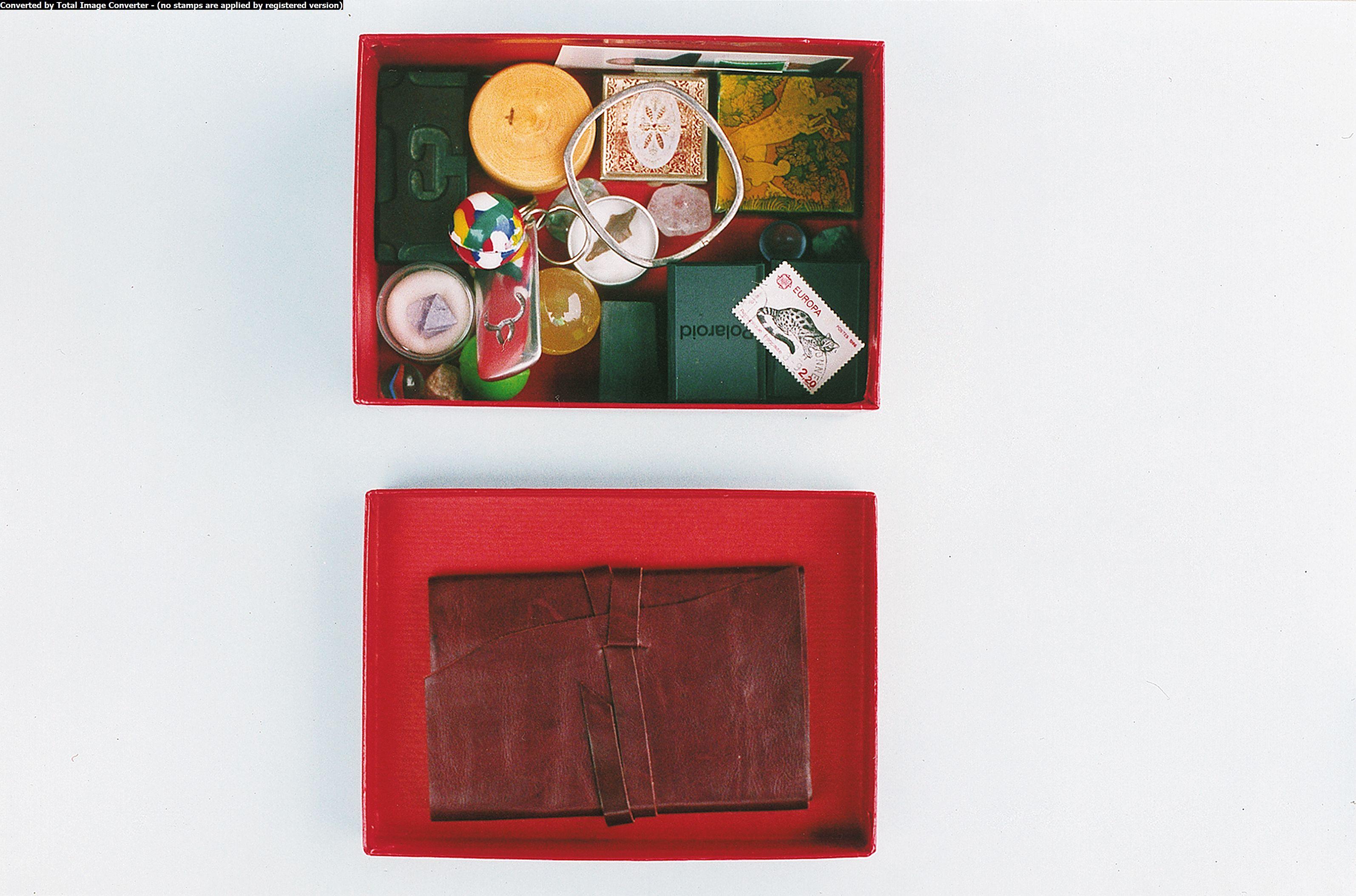 scatola rossa per iniziare