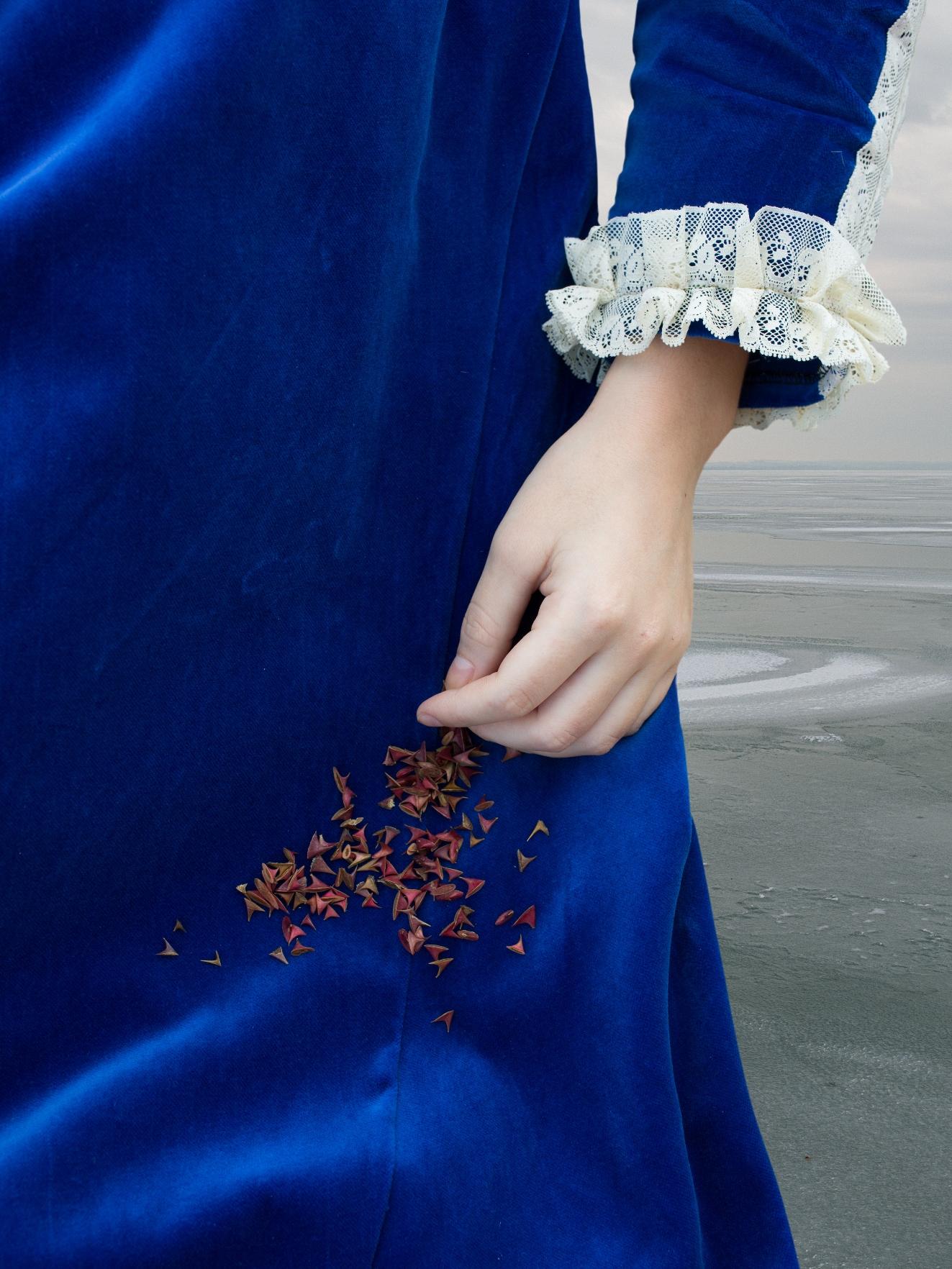 Cade pioggia di stelle. Fugge il tempo nelle rose (Antonia Pozzi)