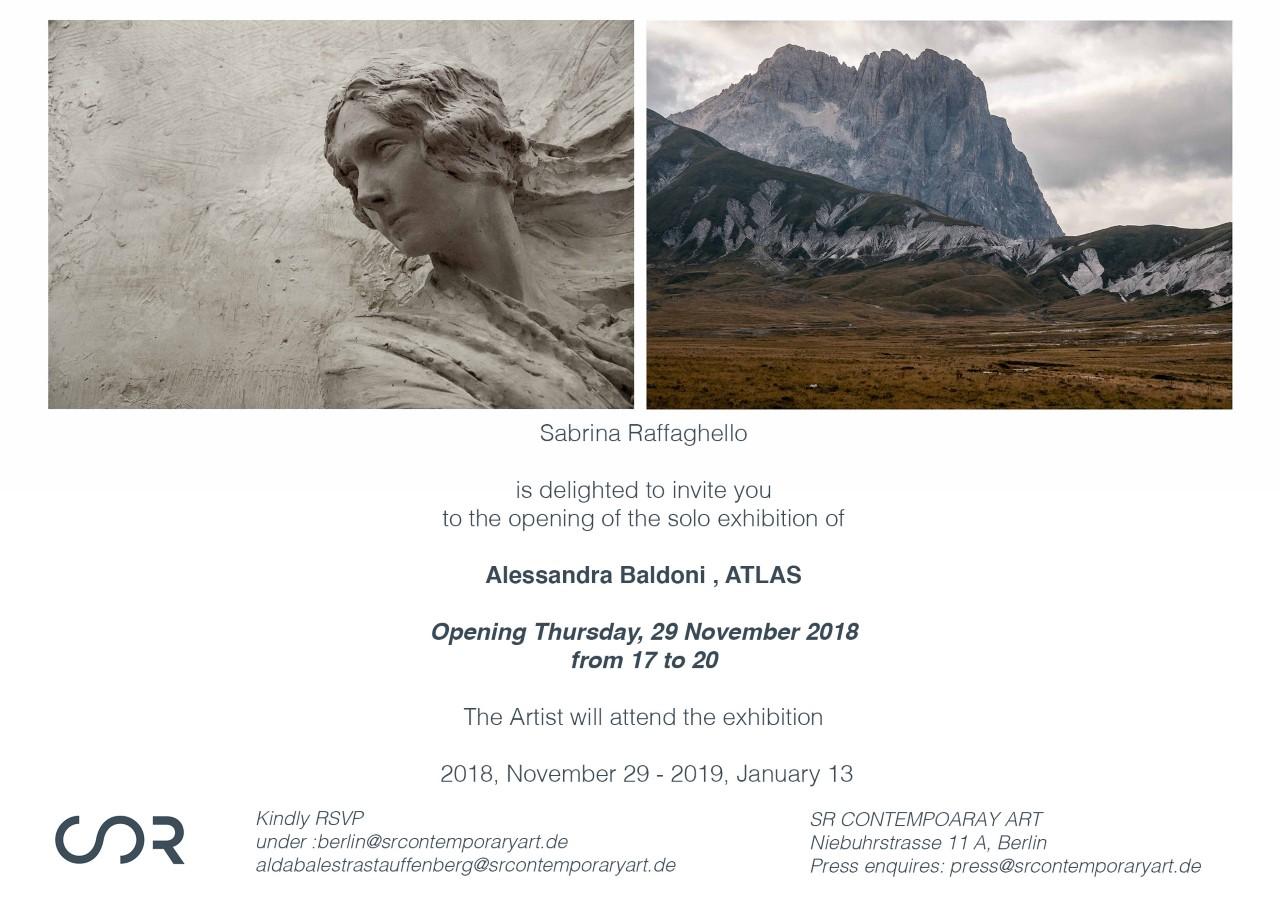 Atlas, Alessandra Baldoni