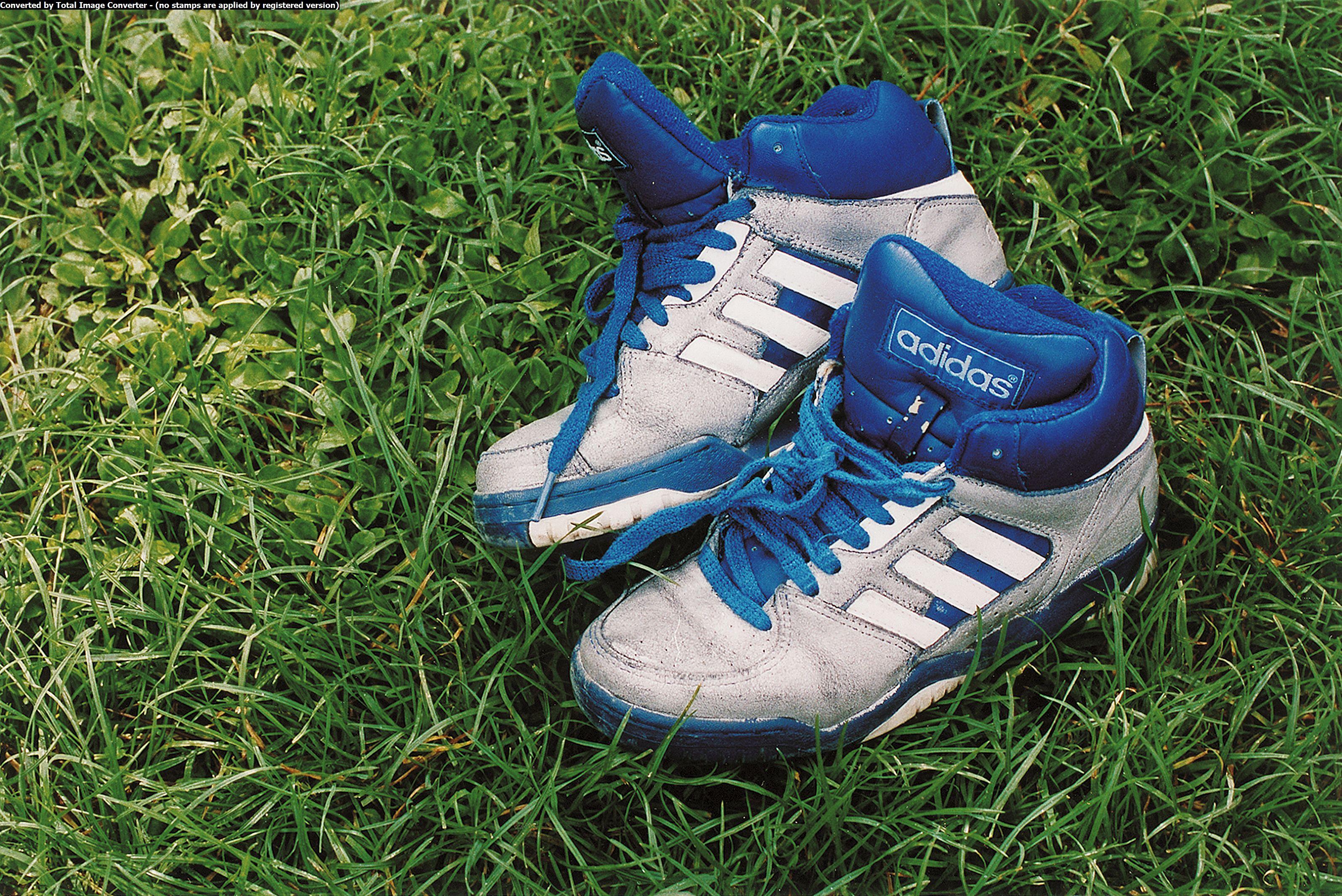scarpe scarpe dipinte per un altro cammino