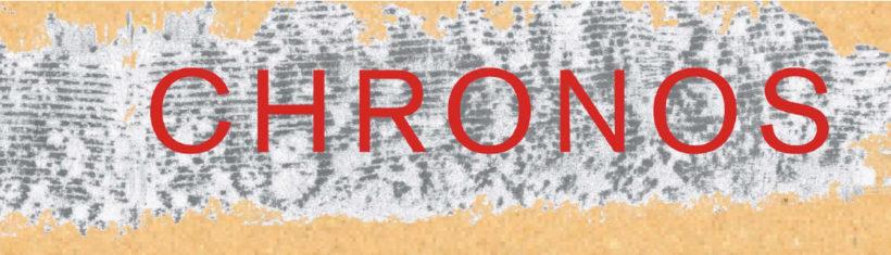 CHRONOS. L'arte contemporanea e il suo tempo